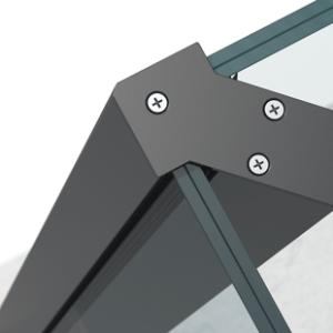Alu Floors Scandinavia crystal_line 18 Garde Corps et poteaux Orbit