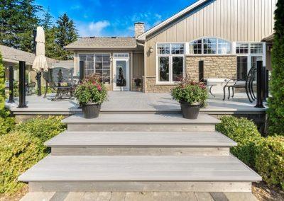 Plancher, terrasse en aluminium Alu Floors Dcandinavia