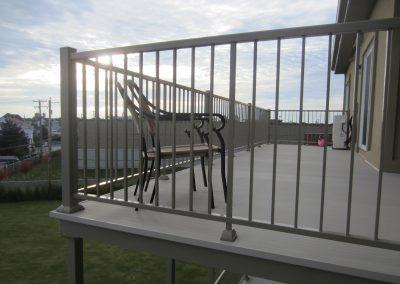 Pavimento in alluminio senza manutenzione, Antiscivolo, Ecologico,