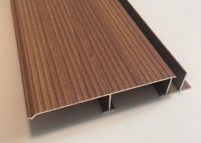Alu-Floors Scandianvia TEAK