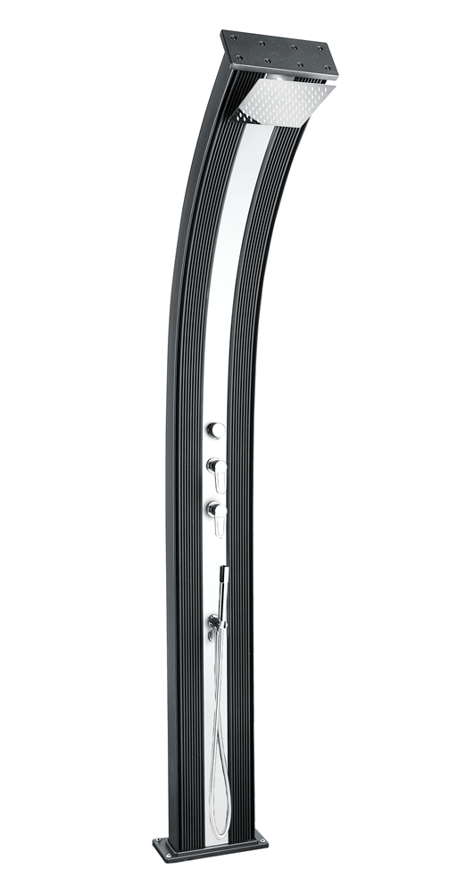 Dada Curve Hybrid Shower