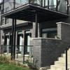 Balcony Joists aluminum