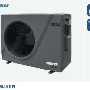 Poolex Silverline Full Inverter: Technologie Full Inverter à un prix imbattable.