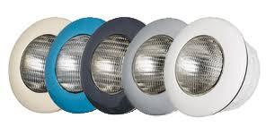 Utmärkt kvalitet / prisförhållande för dessa Easy line PAR56 vita Led-projektorer från AstralPool-märket.