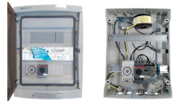 Coffret electrique PANORAMA