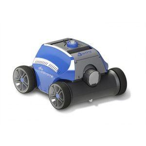 Coyote cordless electric pool robot