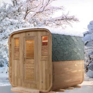 Sauna d'extérieur Holl's Gaïa Nova