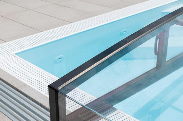 Abris de piscine personalisé Miami