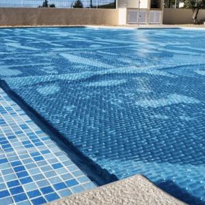 Pool Bubble Cover: WaluSeasons