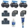 Kit ByPass 50mm piscine