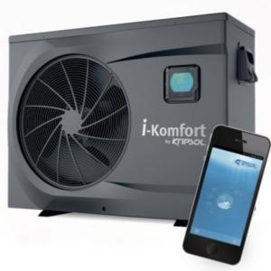 Full-inverter värmepump I-Komfort RC från Kripsol