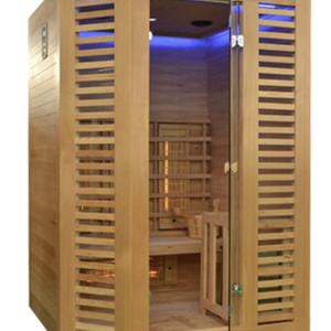 Holl's Sauna Venetian Hybride 3 personnes
