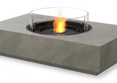 Martini 50 Table de cheminé ecosmart