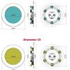 AQUATHIN LED DIAMETER 21 - 23 CM
