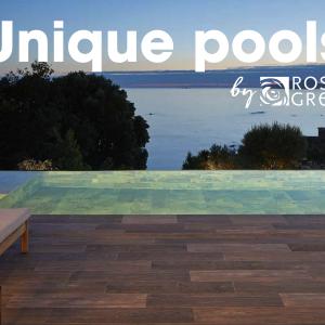 Unique pools by Rosa Gres 2021